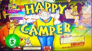 Happy Camper slot machine classic