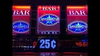 Slot Play•December 15th at San Manuel Casino•Part 2 of 3 [CRYSTAL STAR] [BLAZING 7s] [Free Play]