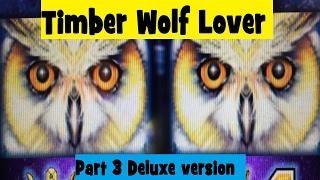 •SUPER BIG WIN•Timber Wolf Lover Part 3•The power of 50 x ! Timber Wolf DX Slot machine栗スロット