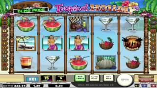 Free Tropical Holiday Slot by Play n Go Video Preview | HEX