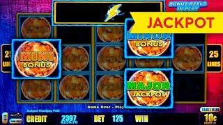 JACKPOT HANDPAY! Lightning Link Tiki Fire Slot - AWESOME!