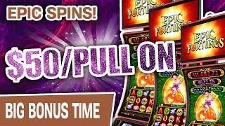 ⋆ Slots ⋆ EPIC $50 SPINS on EPIC Fortunes Slots! ⋆ Slots ⋆ Mini BOOM, Anyone?