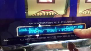 *HIGH LIMIT-HAND PAY* SIMPLY FREAKING AMAZING!! JFK APPROACHING $50k IN HAND PAYS THIS WEEKEND