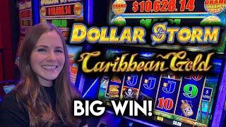 BIG WIN! Awesome Run On Dollar Storm
