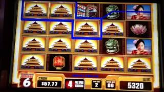 China Moon 2 Spinning Streak Slot Machine Bonus Spins