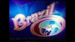 * BIG BRAZIL SLOT BONUSES * $2.00 Bet *COUSHATTA*