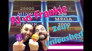 Zeus Unleashed - PJ vs FRANK - Free play Battle