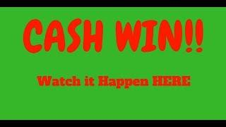 WINNING CASH! Fu Dao Le, Double Feature Today, Check back at 7pm