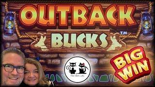 GOLD BONANZA ★ Slots ★︎ MIGHTY CASH OUTBACK BUCKS