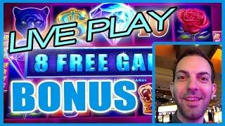 •Live Play at Morongo • • 5 GAMES w/ Bonuses! • Slot Machine Pokies w Brian Christopher