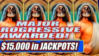 BIGGEST JACKPOT ON YOUTUBE ON KRONOS! ⋆ Slots ⋆ OVER $15,000 MASSIVE WINS ⋆ Slots ⋆ HIGH LIMIT