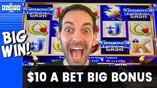 • $10 BETS •️ BONUS • HUGE Win @ Cosmo Las Vegas • BCSlots
