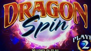 Dragon Spin Slot Machine - Bally Technologies - Multiple Bonus Rounds!