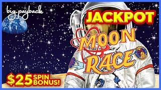 JACKPOT HANDPAY! Lightning Link Moon Race Slot - I CALLED IT AND IT HAPPENED!!