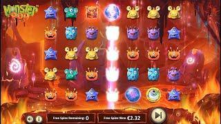 Monster Pop Online Slot from Betsoft