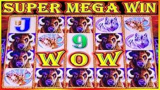 • WOW SUPER MEGA WIN • BUFFALO GOLD •️ COIN SHOW •️ HIGH LIMIT SLOT POKIES