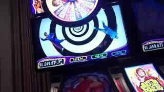 **Big Win** Austin Powers Slot - Wheel Bonus WMS Gaming