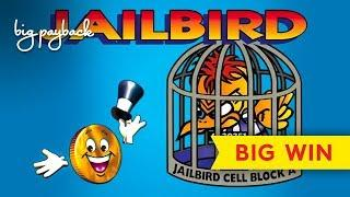 Mr. Cashman Jailbird Slot - ALL FEATURES, AWESOME SESSION!