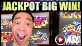 •JACKPOT BIG WIN!! QUICK HIT!• OVER $2000 IN 1 NIGHT! W/ SHIKIBU (KONAMI) Slot Machine Bonus