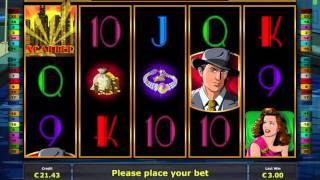 American Gangster Slot - Novomatic online Casino games