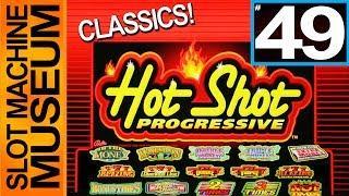 HOT SHOT CLASSIC (Bally)  - [Slot Museum] ~ Slot Machine Review