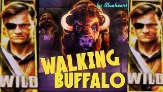 •10x MULTIPLIER EXTRAVAGANZA• BUFFALO GRAND and The WALKING DEAD 2 slot machine Bonus BIG WINS!