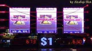 "March 26 Part 4 ""Final""•Super Big Win Again and Again•Dollar Slot Machine 5 Lines Max Bet $5 Barona"