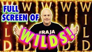 ⋆ Slots ⋆ Full Screen of Wilds on Golden Jungle ⋆ Slots ⋆ Big Wins & Jackpots All Stream Long!