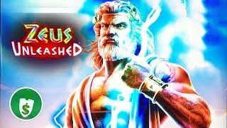 Zeus Unleashed slot machine, 2 sessions