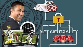 Online Gambling After Net Neutrality