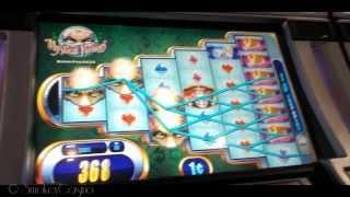 MYSTICAL FORTUNES Slot Machine Bonus Win