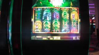 Tarzan Lord of the Jungle LIVE PLAY with MAX BET casino slot machine game