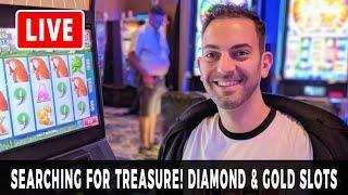 • LIVE - Searching For Treasure • #WINNING Slots At San Manuel