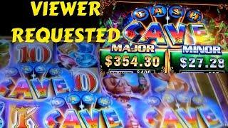 VIEWER REQUEST •CASH CAVE• BY AINSWORTH NICE WIN BONUS