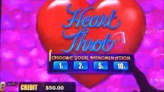 •Heart Pounding !•50 FRIDAY 46•Fun Real Slot Live•Heart Throb/Wolf Moon/Fu Yang Slot • 栗スロ