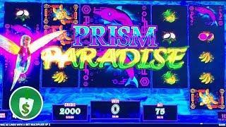 •️ NEW -  Prism Paradise slot machine, bonus