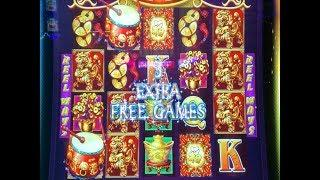 •BETTER THAN A JACKPOT•My First $8.80 Max Bet on Dancing Drums Slot•$225 Slot Free Play Live•彡栗スロ