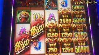 New Slot Play - Super Big Win•Wild Wild SAMURAWin & NUGGET @San Manuel アカフジ, 赤富士スロット, カルフォルニア