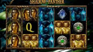 SHADOW OF THE PANTHER Video Slot Casino Game with a FREE SPIN BONUS
