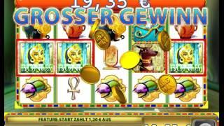 Egyptian Riches Slot WMS   Feature   Super Big Win