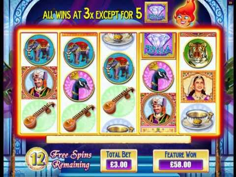 Pearls of India Online Slot - Play N Go - Rizk Online Casino Sverige