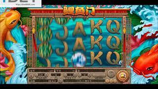 iHABA Koi Gate Slot Game •ibet6888.com