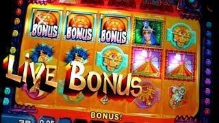 Blazing Phoenix Live Play&Bonus 5c WMS Video Slots