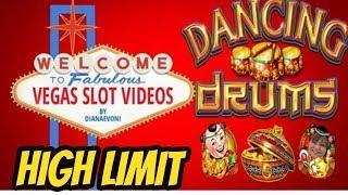 HIGHEST MINI WON ON HIGH LIMIT DANCING DRUMS?