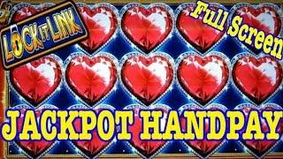 • JACKPOT HANDPAY • LOCK IT LINK • FULL SCREEN! • 12 DAYS OF JACKPOTS • 12TH DAY OF XMAS •