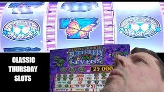 •  Classic Thursday Slots # 9 • Great Wins • Slotting Around Ontario •