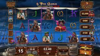 Fortunate 5 slot - 412 win!