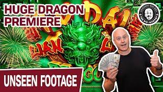 HUGE PREMIERE: Fu Dai Lian Lian DRAGON Slots