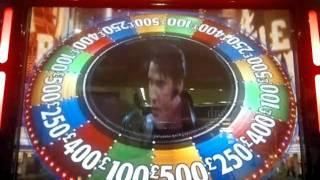 Elvis top 20 5 disc feature - barcrest fruit machine