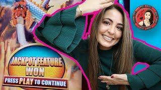 5 Dragons Grand Slot Win Feat. $10K Handpay Jackpot on Ultimate Fire Link